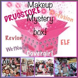 🛍📦❓DRUGSTORE MAKEUP MYSTERY BOX 🛍📦❓